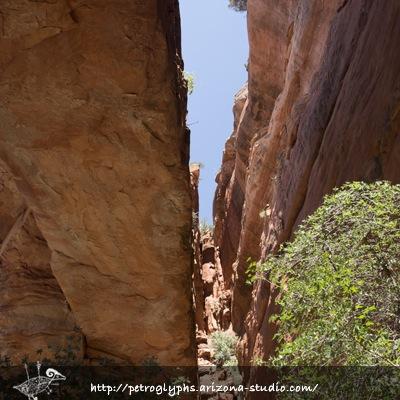 fay canyon arch